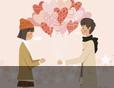 第一次荔枝味的吻