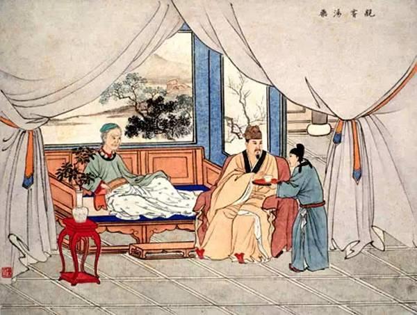 中华传统美德:二十四孝图与典故